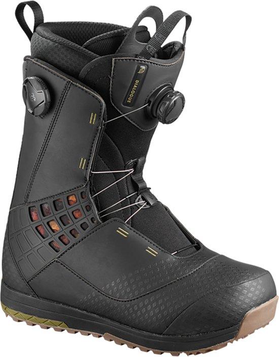 Salomon snowboardschoen - Dialoque Focus - heren - zwart - 27.5