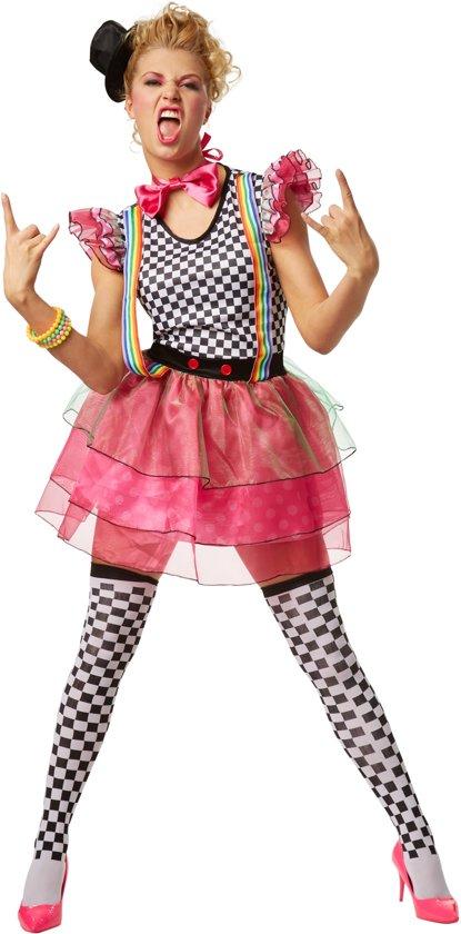 Carnavalskleding Xl Dames.Top Honderd Zoekterm Clown Kostuum Dames