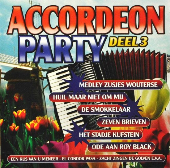 Accordeon Party Vol. 3