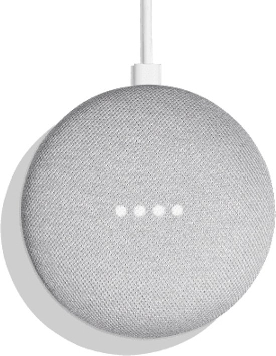 Google Home Mini - Smart Speaker / Wit / Nederlandstalig