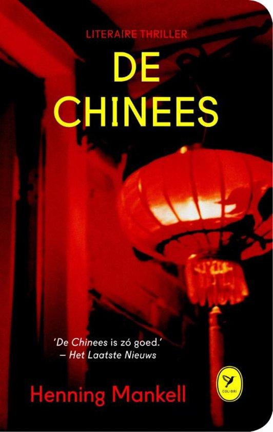 Boek cover De Chinees van Henning Mankell (Paperback)