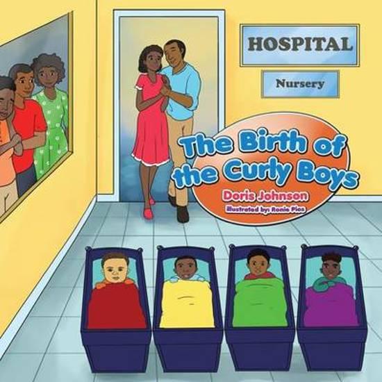 Bol The Birth Of The Curly Boys Doris Johnson 9781499036893