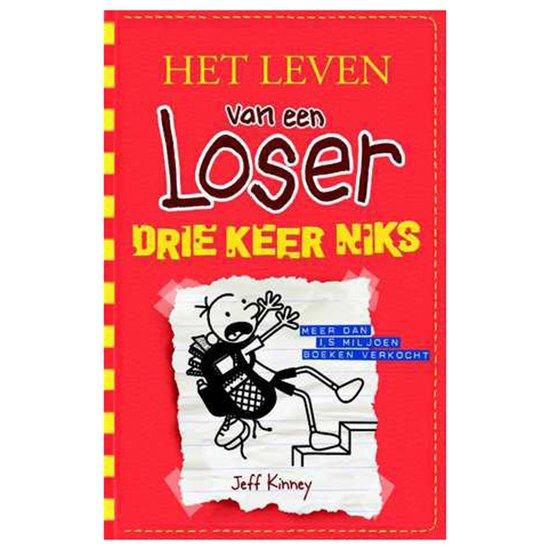 Het leven van een Loser 11 - Drie keer niks