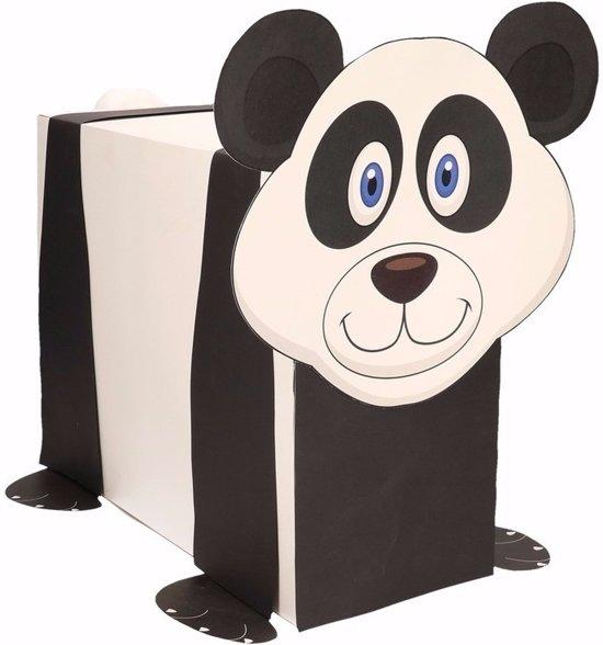 Panda zelf maken knutselpakket / Sinterklaas surprise