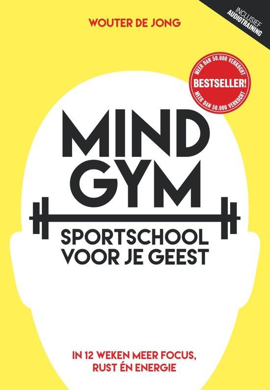 Boekomslag voor Mindgym, sportschool voor je geest