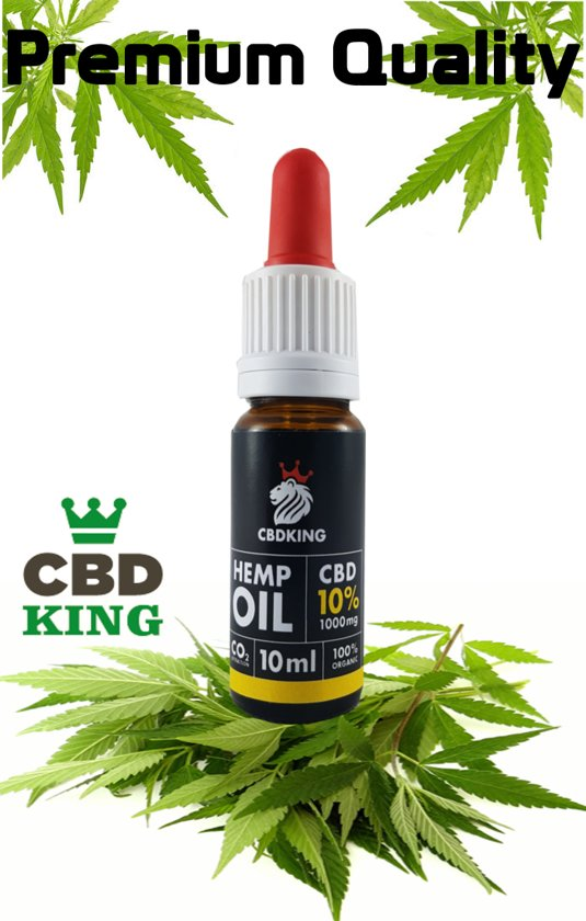 CBD Olie 10 %