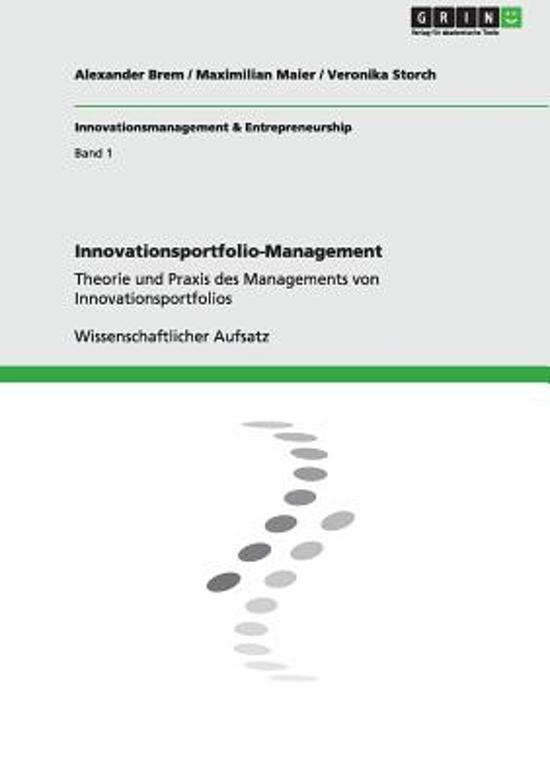 Innovationsportfolio-Management