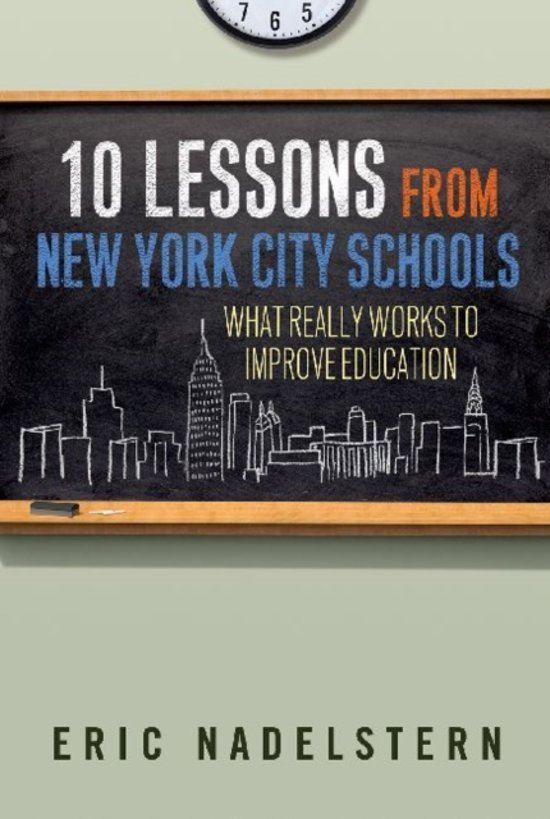 10 Lessons from New York City Schools