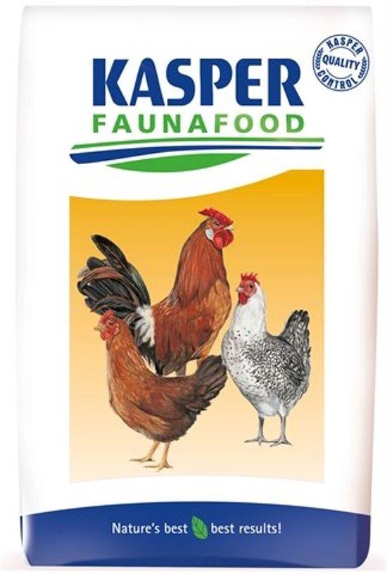 Kasper Faunafood Hobbyline Legmeel - Kippenvoer - 4 kg