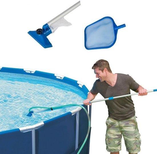 Intex zwembad onderhoudsset (met reparatiesetje)
