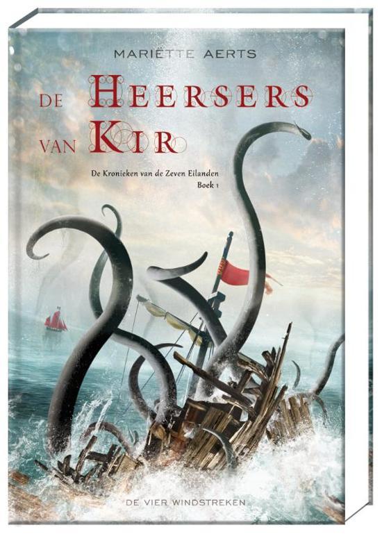 De kronieken van de Zeven Eilanden 1 - De heersers van Kir