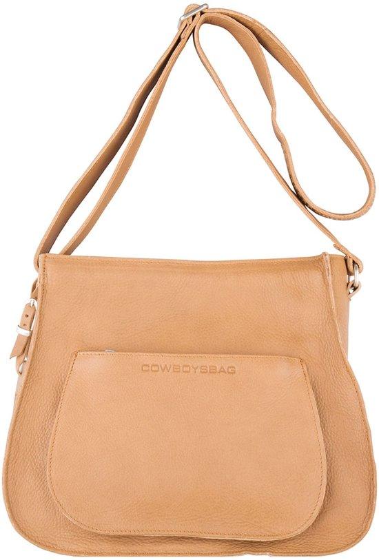 bc099a13bc8 bol.com | Cowboysbag Handtassen Bag Melfa Bruin