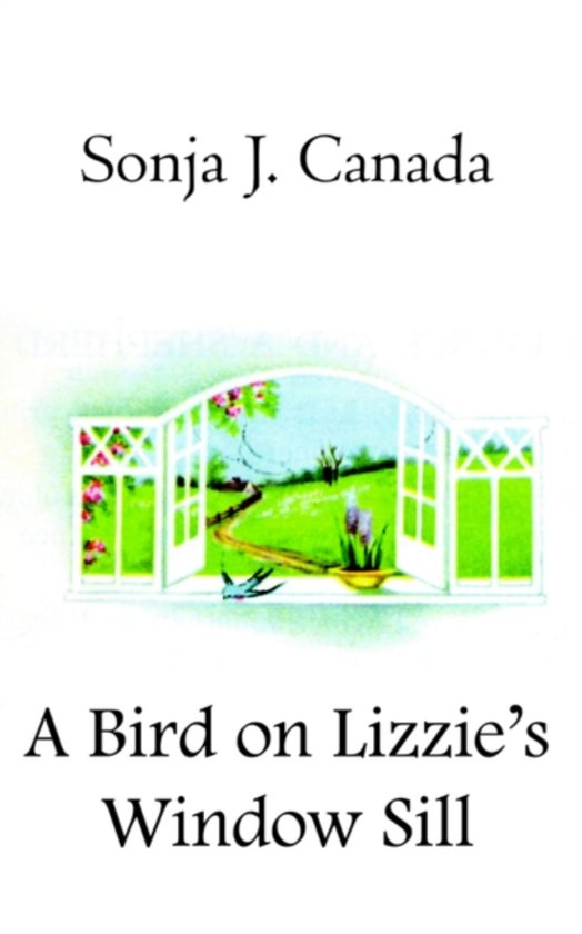 A Bird on Lizzie's Window Sill