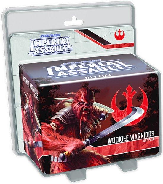 Afbeelding van het spel Star Wars Imperial Assault Wookie Warriors