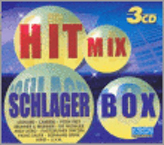 Hit Mix Schlager Box