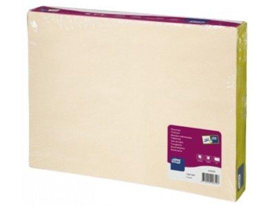 Tork placemat 31x42cm cream 5x500