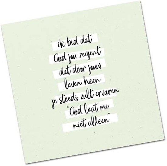 ik bid dat god jou zegent