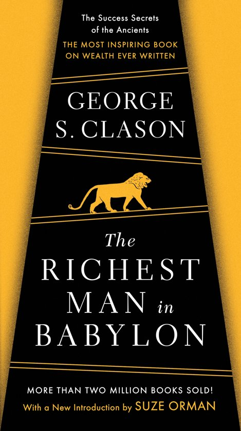 Boek cover The Richest Man In Babylon van George S. Clason (Paperback)