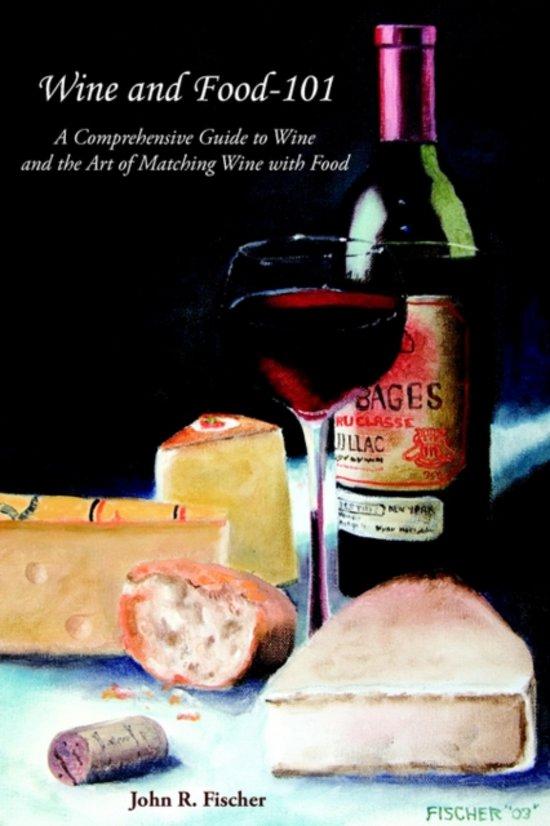 Wine and Food-101
