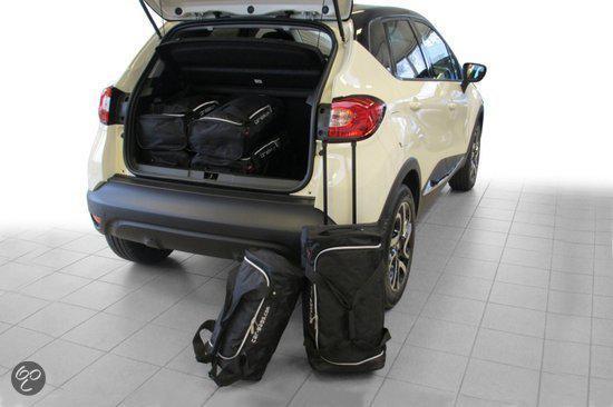 car bags set renault captur. Black Bedroom Furniture Sets. Home Design Ideas