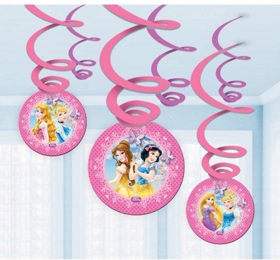 Disney™ prinsessen hangversieringen - Feestdecoratievoorwerp