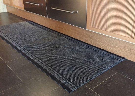 Tapijt Zwart Wit : Bol jyg vloerkleed tapijt sydney zwart wit