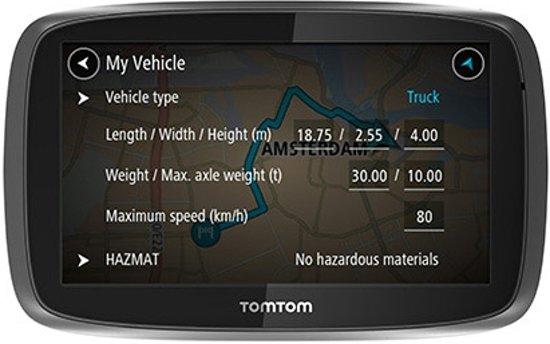 Tomtom Telematics PRO 7250 EU Truck