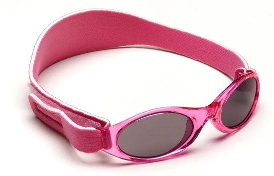 b16f085b7aed1e BabyBanz UV zonnebril Kinderen - Roze - Maat 0-2 jaar