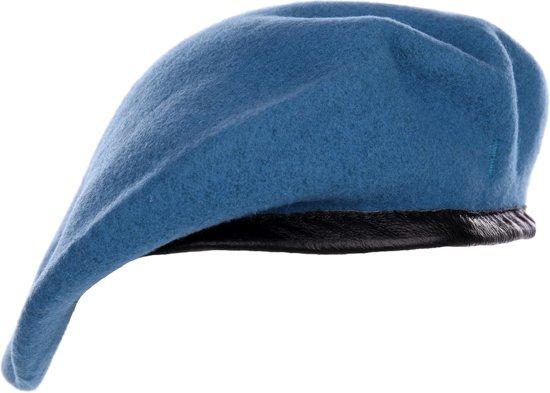 Fostex baret lichtblauw