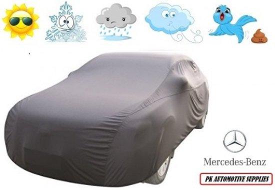 Autohoes Grijs Geventileerd Stretch Mercedes S-Klasse W222 2013-