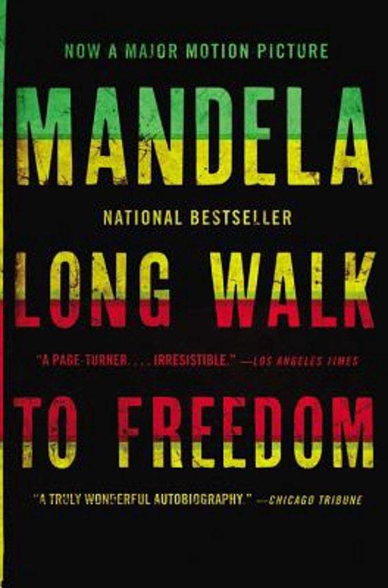Boek cover Long Walk to Freedom van Nelson Mandela (Paperback)