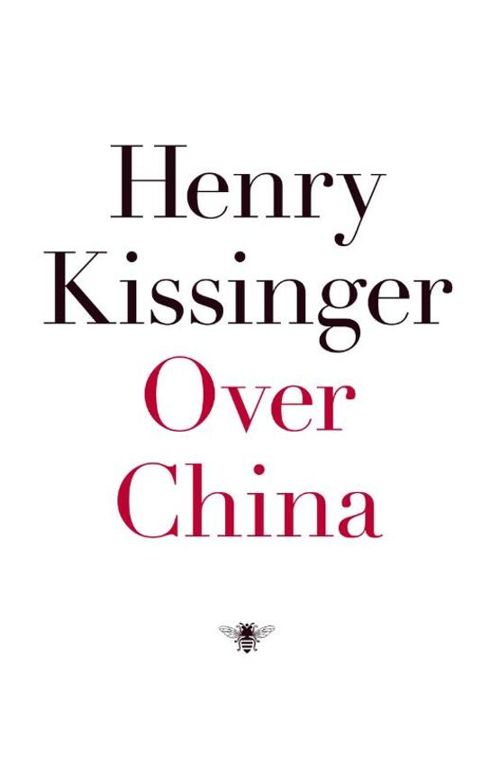 Boek cover Over China van Henry Kissinger (Paperback)