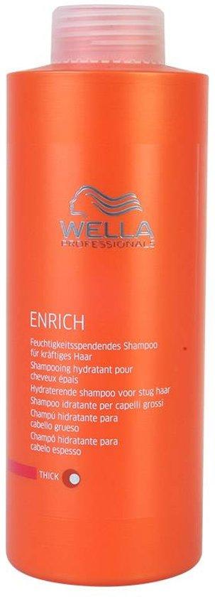 ENRICH shampoo coarse hair 1000 ml