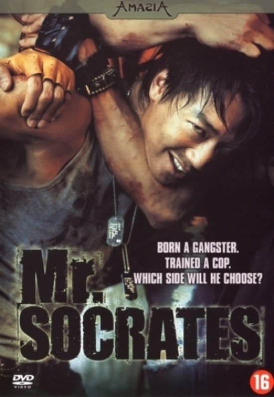 Cover van de film 'Mr. Socrates'