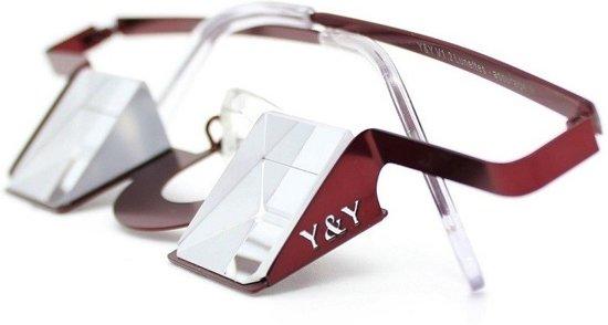 Y&Y Vertical Belay Glasses Colorful Zekerbril Blauw