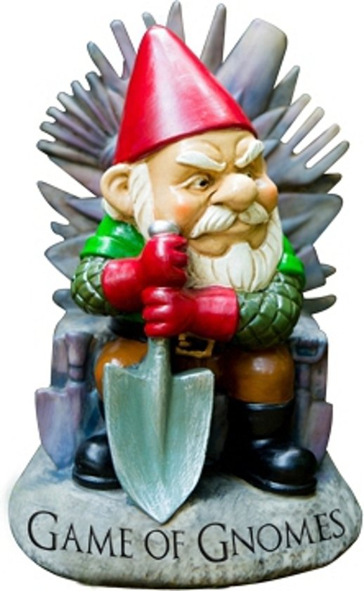 Tuinkabouter game of gnomes 23 cm