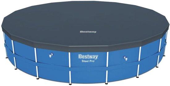 Bestway Steel Pro Frame Zwembad - 549 x 122 cm