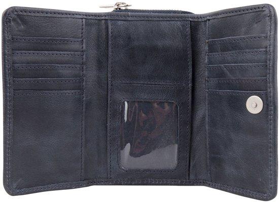 35f7c49d9f8 bol.com | Cowboysbag Portemonnees Purse Warkley Blauw