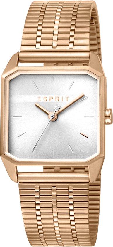 Esprit Cube Ladies Horloge