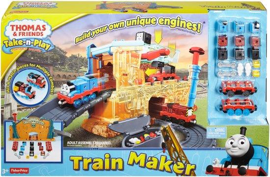 Thomas de Trein Take-N-Play Treinmaker Speelset