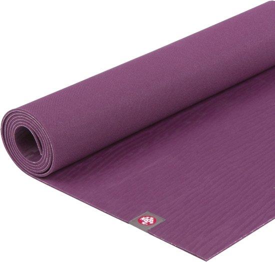 Manduka eKO Lite yoga mat - 180 cm x 61 cm x 0,4 cm - Aubergine