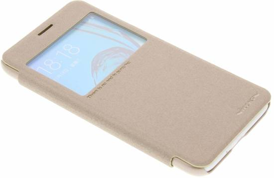 Luxe Blanc Cas Intelligent De Type Livre Pour Samsung Galaxy J3 / J3 (2016) n3NbWh72