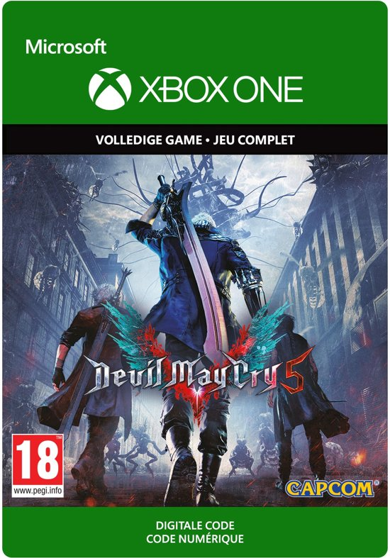 Devil May Cry 5 - Xbox One Download