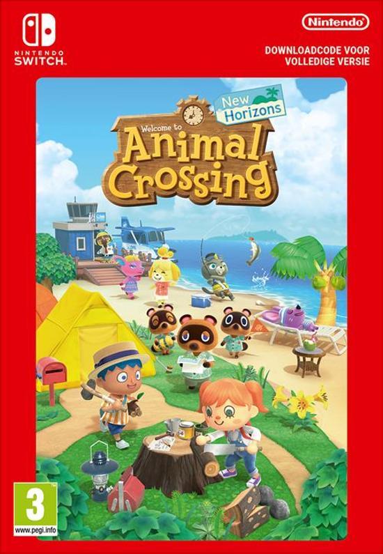 Animal Crossing: New Horizons - Nintendo Switch Download