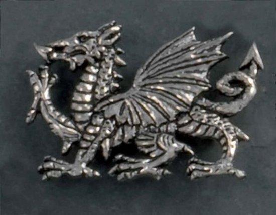 Welsh Dragon Broche
