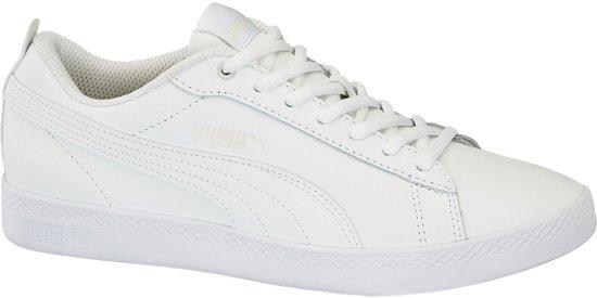 Smash sneakers wit   Ziengs.nl