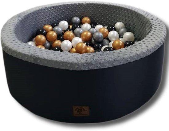 Ballenbak - stevige ballenbad - 90 cm - Leeg - Zonder ballen - Lege ballenbad
