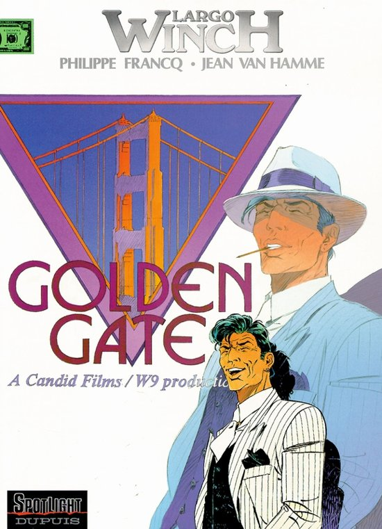 Largo Winch : 011 Golden Gate
