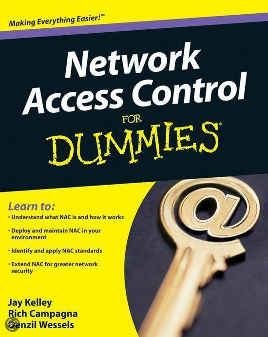 Network Security For Dummies Ebook