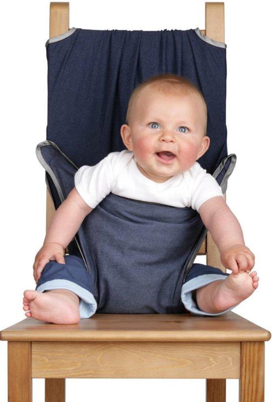 Opvouwbare Reis Kinderstoel.Bol Com Totseat Opvouwbare Kinderstoel Denim
